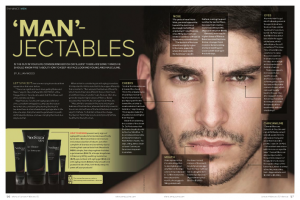 Male Cosmetic Enhancement Feature